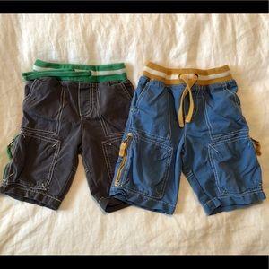 Mini Boden Shorts Lot (2Y)